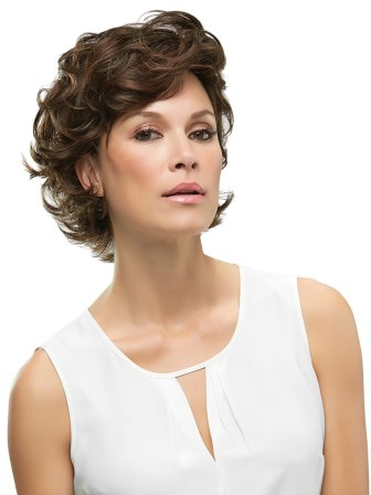 Top Crown Hair Piece<br>Double Mono Top<br>Jon Renau