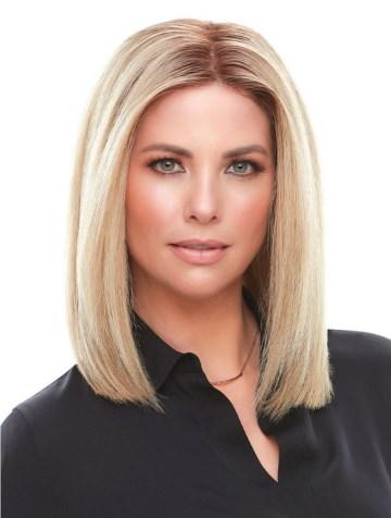 Top Smart 12<br>Human Hair<br>Lace Front Mono Top<br>Jon Renau