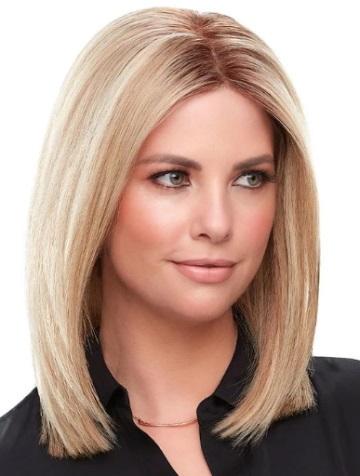 Top Smart 12 Elite<br>Human Hair<br>Lace Front Mono Top<br>Jon Renau