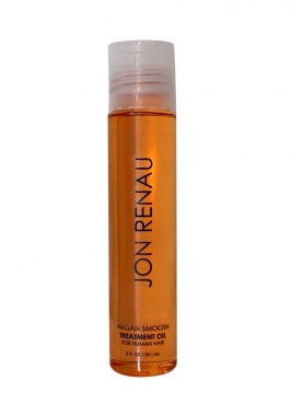 Argan Smooth Treatment Oil Spray<br>for Human Hair Wigs<br>by Jon Renau