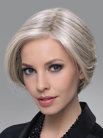 Ultra Top Piece<br>Lace Front-Mono Part<br>Human Hair/HeatFriendly Synthetic<br>Ellen Wille