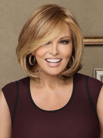 Upstage Wig Large<br>Lace Front-Hand-Tied<br>Heat Friendly<br>Raquel Welch