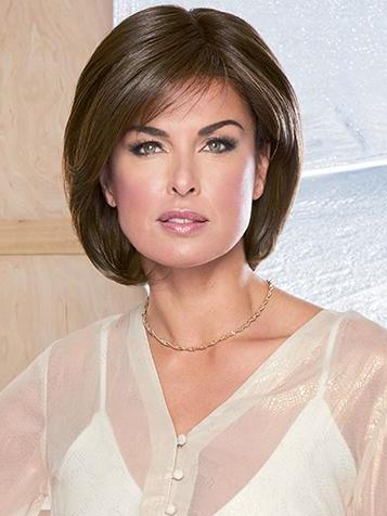 Upstage Wig<br>Lace Front-Hand-Tied<br>Heat Friendly<br>Raquel Welch