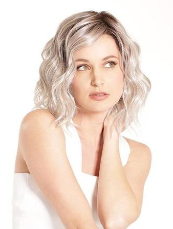Vienna Roast Wig<br>Lace Front-Mono Part<br>Heat Friendly<br>Belle Tress