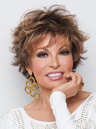 Voltage Wig Large<br>Raquel Welch
