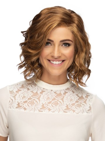 Wren Wig<br>Lace Front-Mono Part<br>by Estetica Designs
