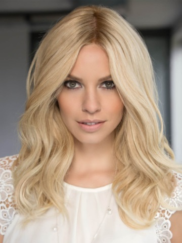 Xenita Wig<br>Remy Human Hair<br>Lace Front<br>Full Hand-Tied<br>Ellen Wille