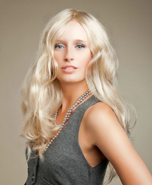 Beverly Hills Petite Wig<br>Human Hair<br>Full Hand-Tied<br>New Image