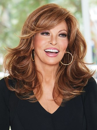 Curve Appeal Wig<br>Mono Part<br>-Lace Front<br>Heat Friendly<br>Raquel Welch