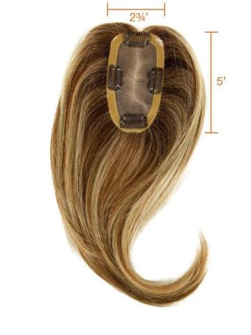 Easipart Hd Clip On Top Piece 12 Easihair Extensions