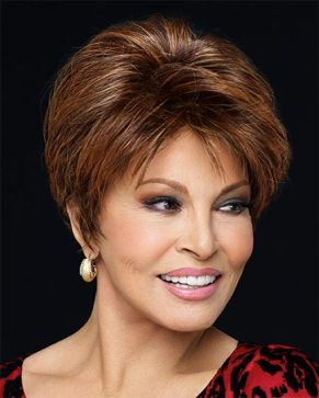 Fanfare Wig<br>Mono Top-Lace Front<br>Heat Friendly<br>Raquel Welch