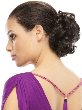 Fun Bun Hairpiece<br>by easihair