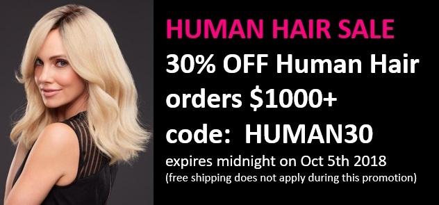 Human Hair Wig Sale