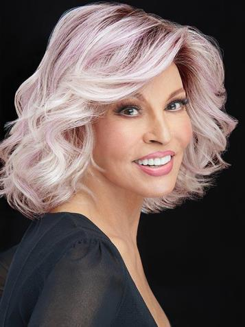 If You Dare Wig<br>Lace Front-Mono Part<br>Heat Friendly<br>Raquel Welch