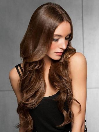 "20"" Invisible Halo<br>Extensions<br>Heat Friendly<br>by Hairdo"