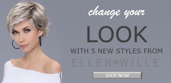 Ellen Will Wigs 2019