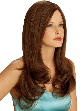 NRC002HM Wig<br>Human Hair<br>Full Hand Tied<br>Louis Ferre