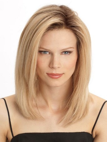 PLF001HM Wig<br>Human Hair<br>Lace Front-Full Hand Tied<br>Louis Ferre
