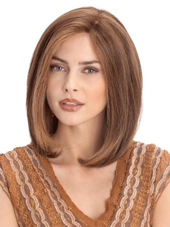 PLF002HM Wig<br>Human Hair<br>Lace Front-Full Hand Tied<br>Louis Ferre