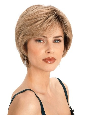 PLF003HM Wig<br>Human Hair<br>Lace Front-Full Hand Tied<br>Louis Ferre
