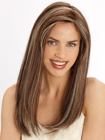PLF005HM Wig<br>Human Hair<br>Lace Front-Full Hand Tied<br>Louis Ferre