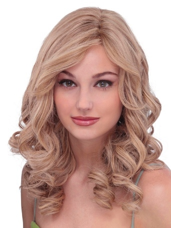 PLF006HM Wig<br>Human Hair<br>Lace Front-Full Hand Tied<br>Louis Ferre